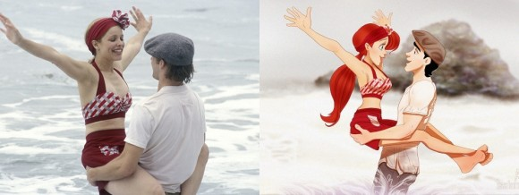 Ariel e Allie